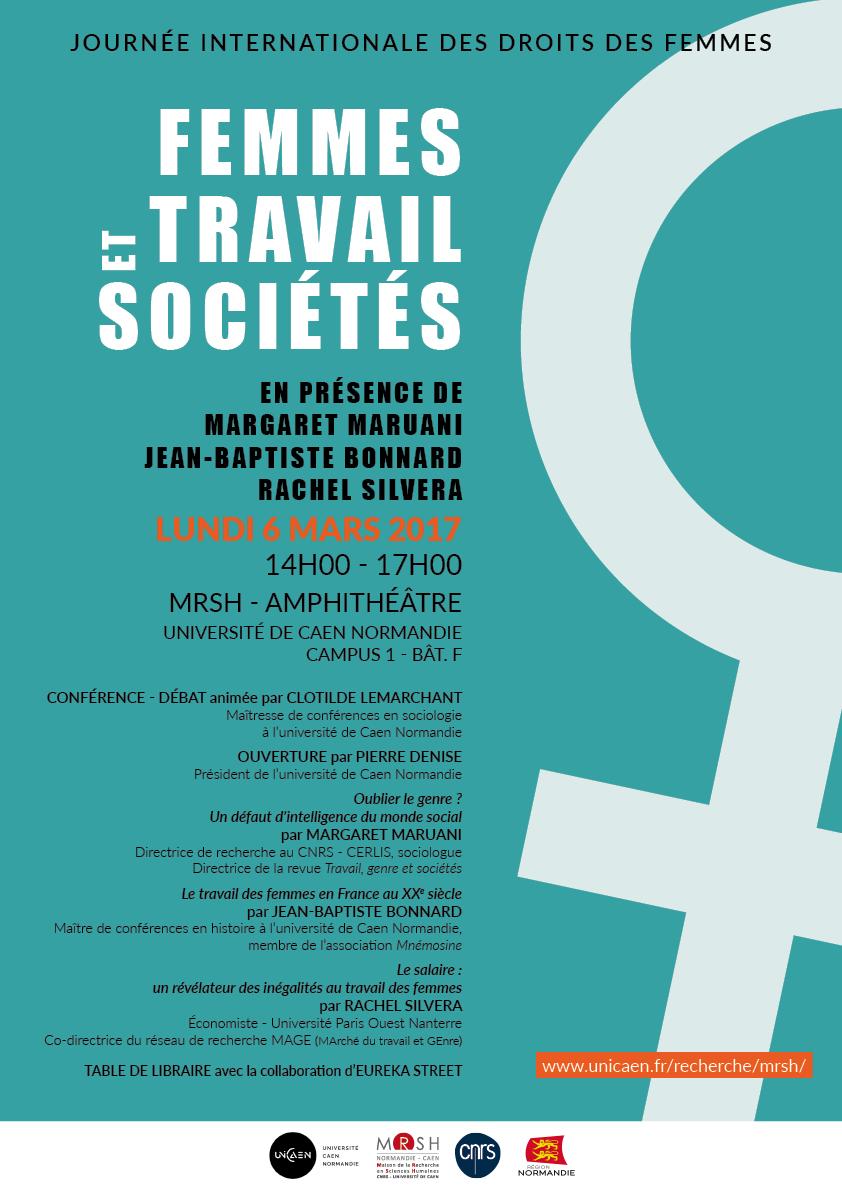 Recherche sur la femme et societe