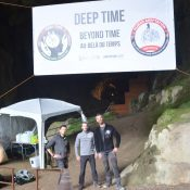 COMETE, aux côtés de l'expédition scientifique Deep Time