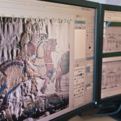 Panorama numérique de la Tapisserie de Bayeux