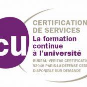 Formation continue, l'université de Caen certifiée