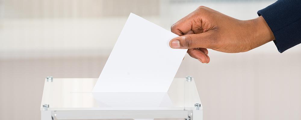 Élections des représentants dans les conseils de composantes