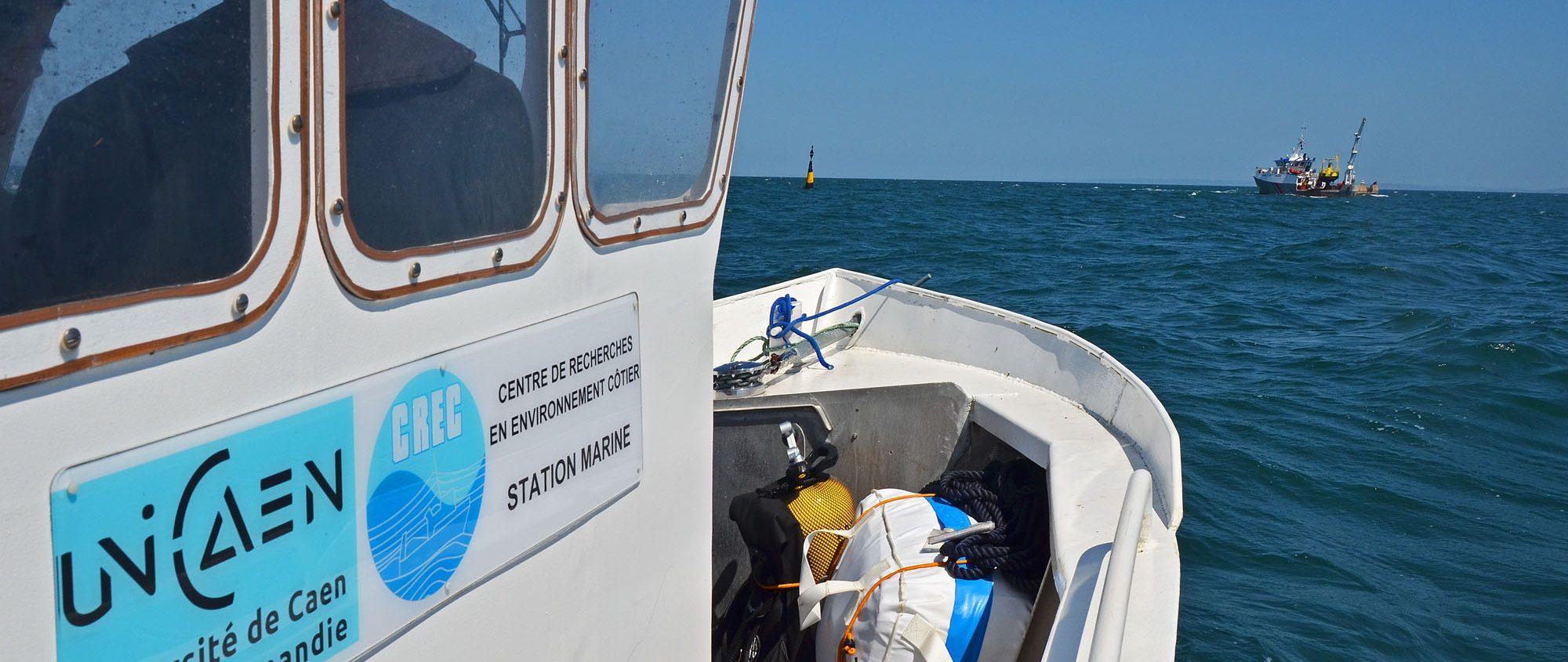Centre de recherches en environnement côtier · CREC