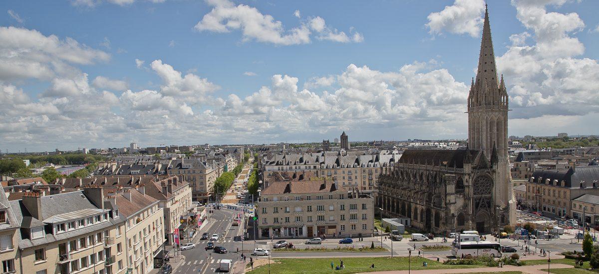 Atlas social de Caen
