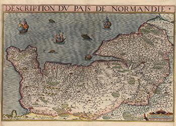 Description du pais de Normandie
