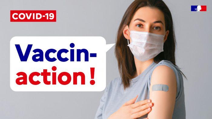 Vaccin-action