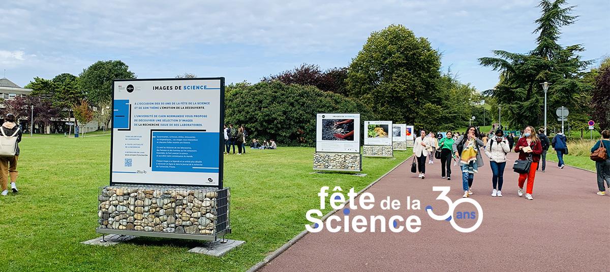 """You are currently viewing Des """"Images de science"""" à l'air libre"""